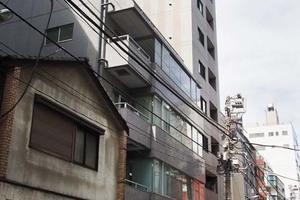 ドルチェ京橋壱番館の外観