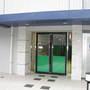 グラントゥルース桜台駅前のエントランス