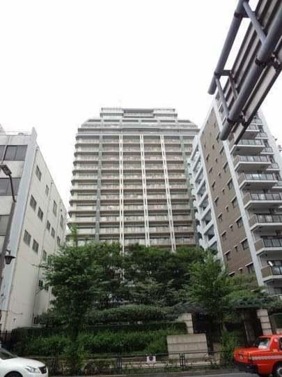 パークタワー東京イーストの外観