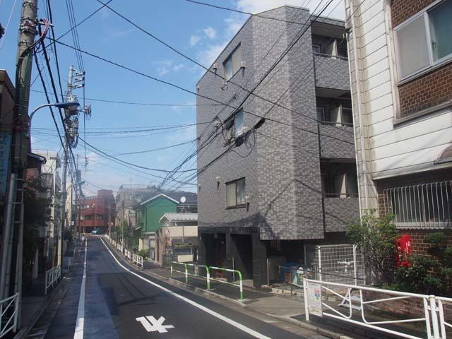 エテルノ板橋本町の外観
