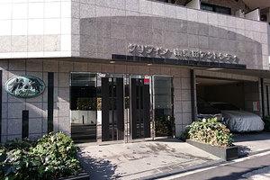 グリフィン南蒲田アクトシティのエントランス