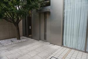 ザ六本木東京クラブレジデンスのエントランス