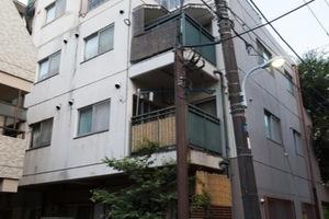 ヤマキ荻窪マンションの外観