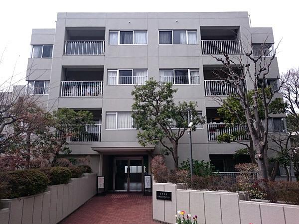 日商岩井大岡山第1マンション