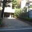 クレスト見晴坂新宿中落合のエントランス