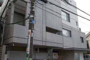 浜田山テラスの外観