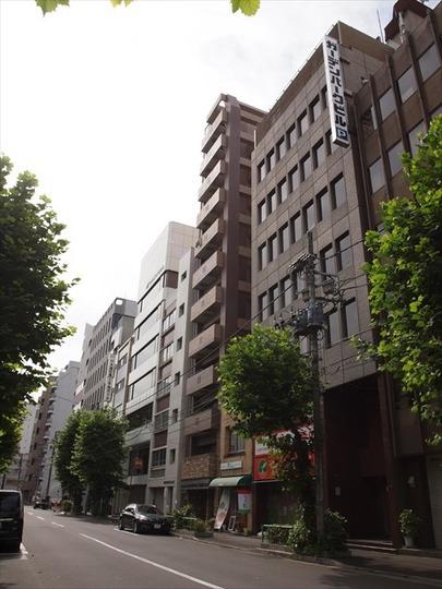 メインステージ神田佐久間町の外観
