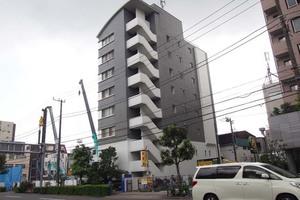リベルジェ尾久駅前の外観