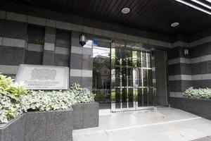 ライオンズマンション板橋本町第2のエントランス