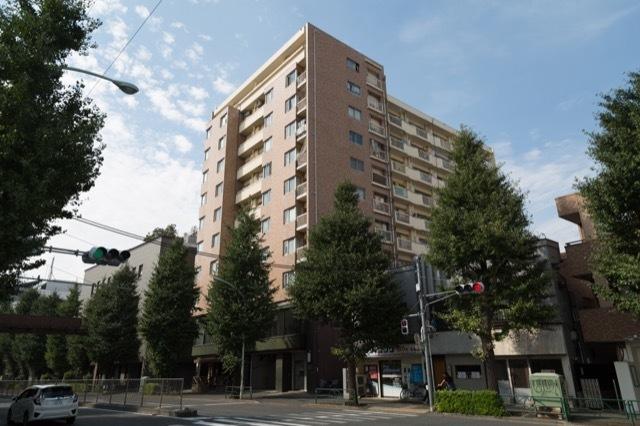 高円寺ダイヤモンドマンションの外観