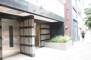 ロアール御茶ノ水妻恋坂のエントランス