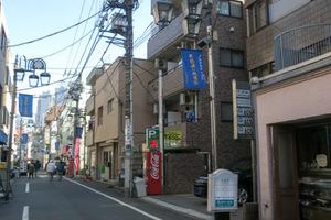 菱和パレス渋谷本町の外観