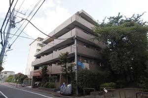 コニファーコート志村弐番館の外観