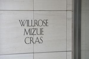 ウィルローズ瑞江クラースの看板