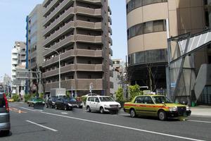 メゾン・ド・ヴィレ渋谷の外観