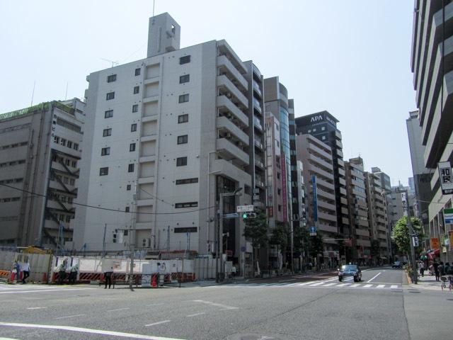 藤和新宿御苑コープ2の外観