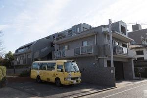 クレッセント駒沢公園パークサイドの外観