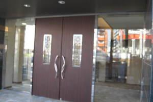 ヴェルステージ板橋本町のエントランス