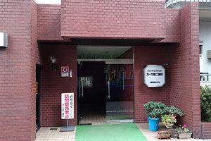 カーサ第2蒲田のエントランス