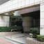 小石川パインマンションのエントランス