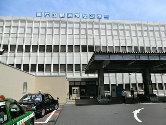戸山マンション