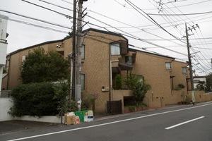 興和永福町コートハウスの外観