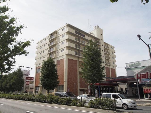 桜川グレースマンションの外観