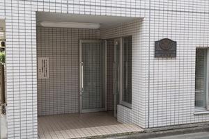 メインステージ井荻駅前のエントランス