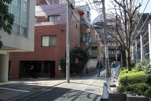 ライオンズマンション桜ヶ丘(渋谷区)の外観