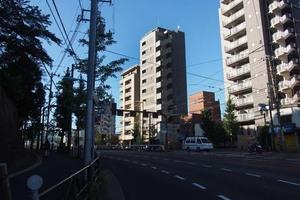 桜坂ハウスの外観