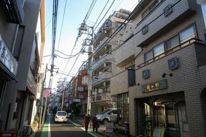 ガラステージ渋谷西原の外観