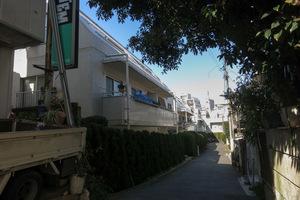 渋谷本町オリエントコート1の外観