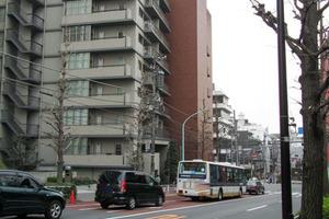 ユニーブル渋谷神南の外観