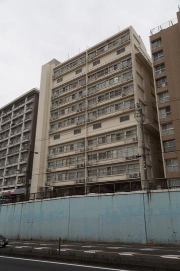 代田セントラルマンションの外観