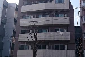 ビラフォレスト武蔵新田の外観