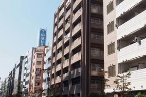 セブンスターマンション第2日本橋の外観