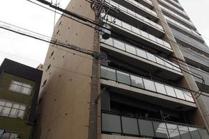 ハーモニーレジデンス東京イーストコアの外観