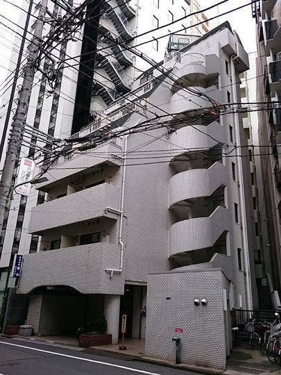 オーナーズプラザ京浜蒲田の外観