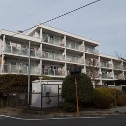 上野毛リッツハウス(A〜D館)