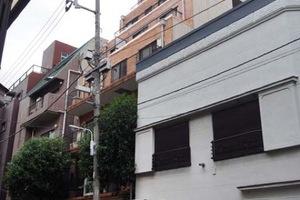 タウンハイツ上野の外観