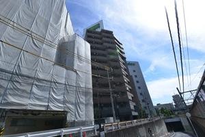 菱和パレス大崎駅前の外観