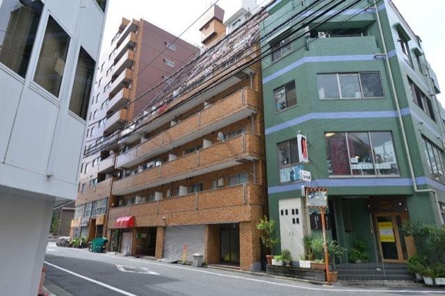 セブンスターマンション第5五反田の外観