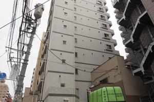 ソアブール千駄木駅前の外観