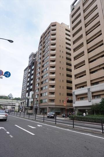グローリオタワー横浜元町の外観