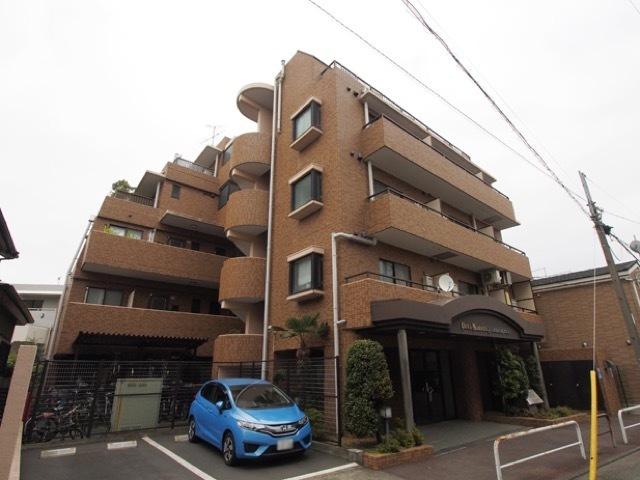 ライオンズマンション板橋本町の外観