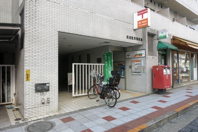 シティコート松濤のエントランス