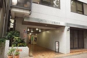 グランドメゾン紀尾井坂のエントランス