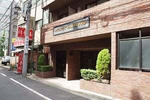 トーシンフェニックス神田岩本町壱番館のエントランス