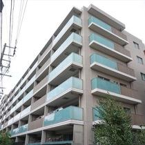 パークホームズ新川崎東