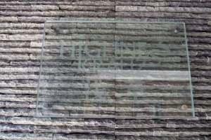 ハイネスクラウズ浅草の看板
